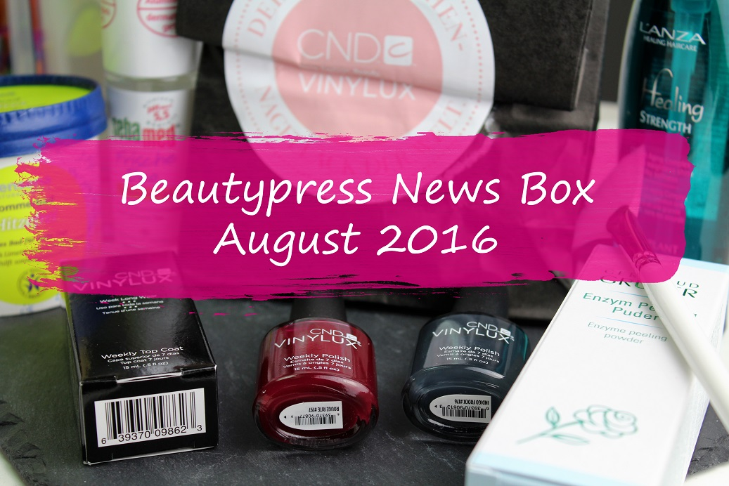 Beautypress News Box August 16