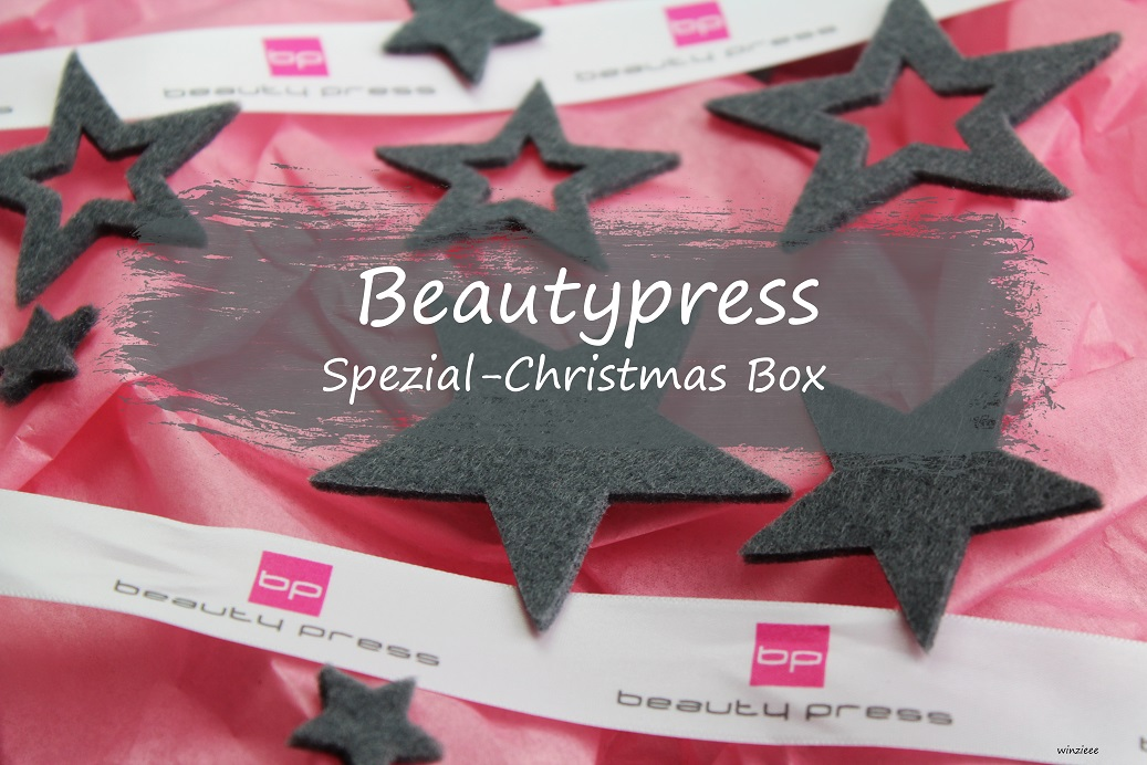 Beautypress Spezial Christmas Box