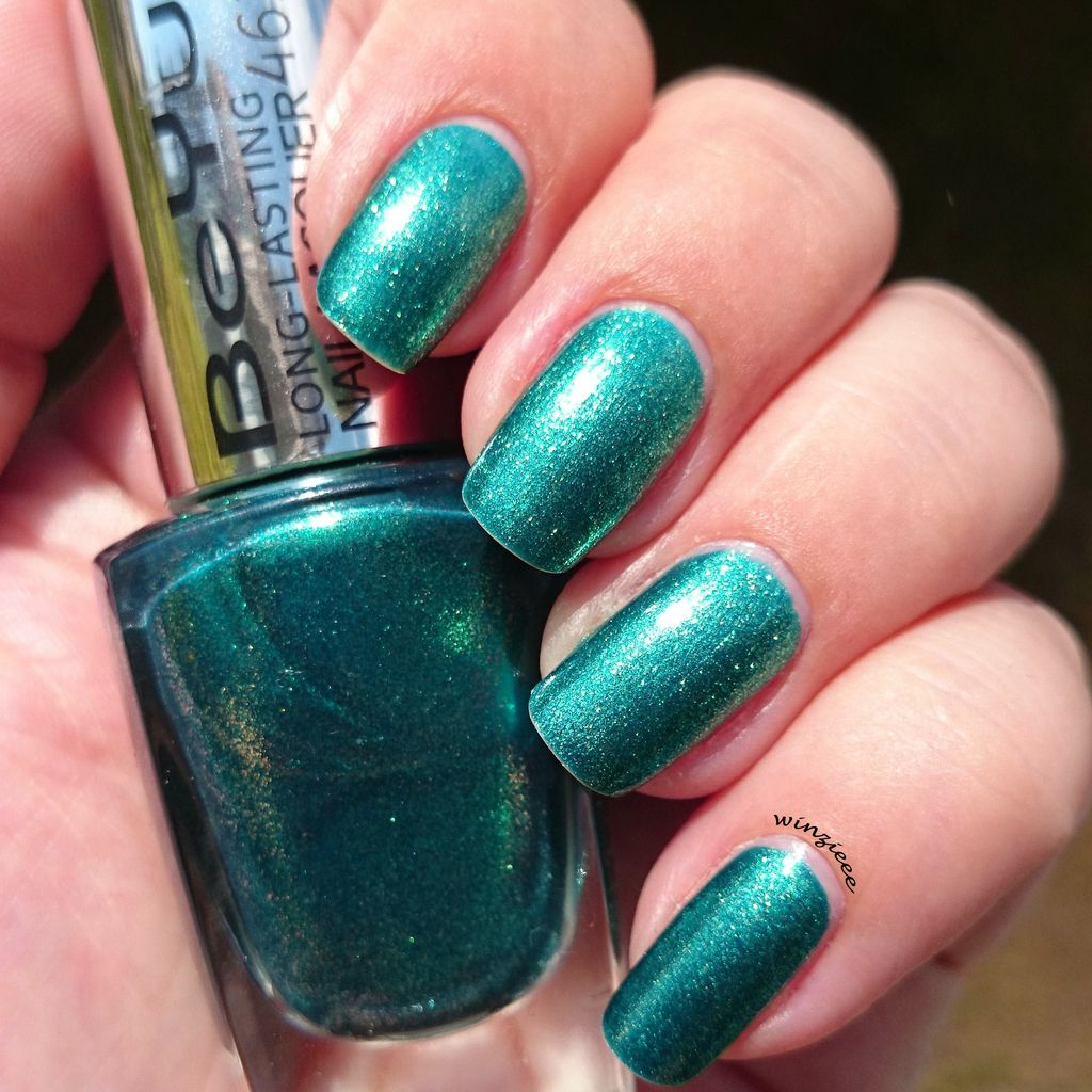 Beyu 463 Aquatic Green