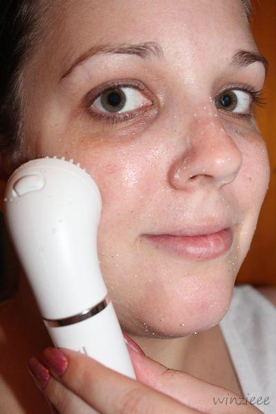 Braun Face Premium Edition Anwendung