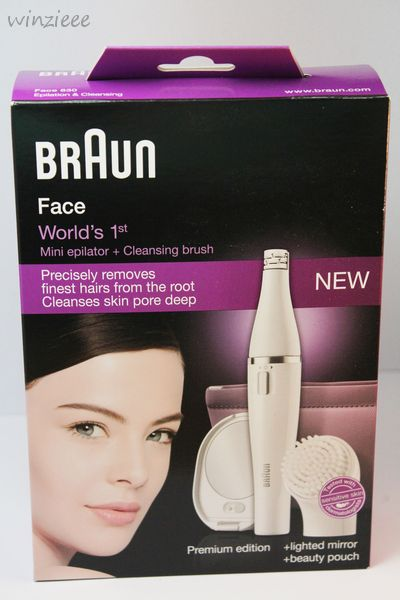 Braun Face Premium Edition