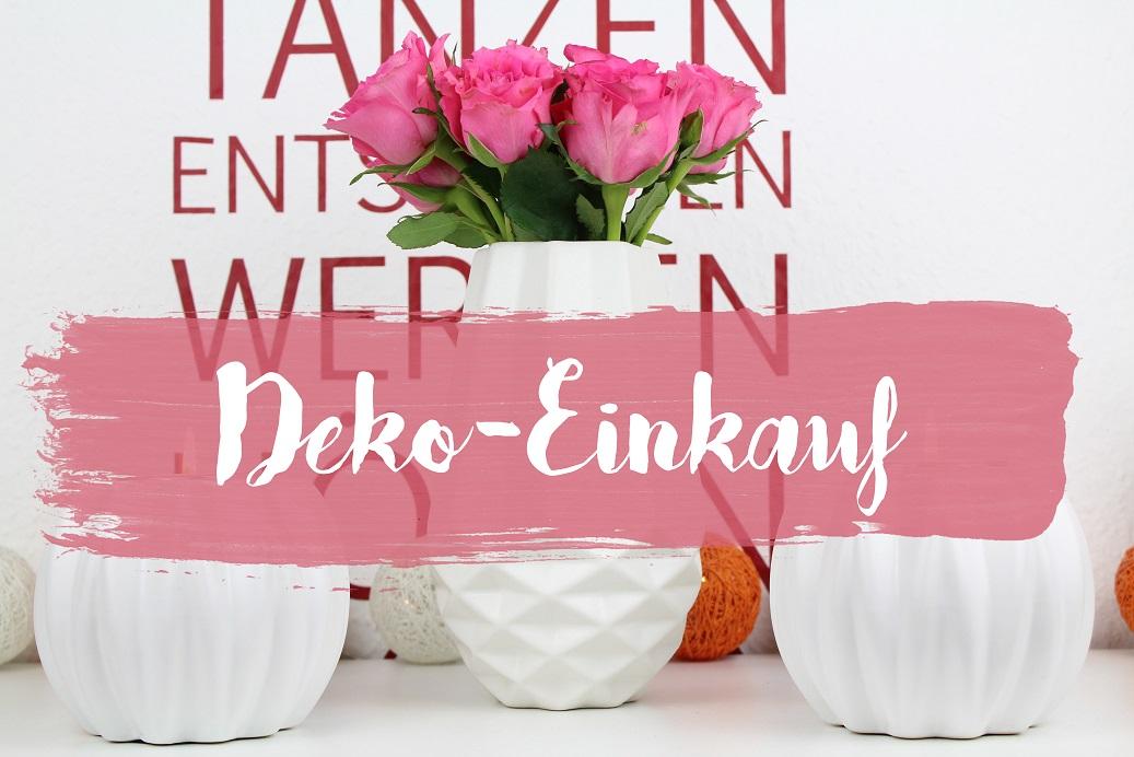 Deko Einkauf