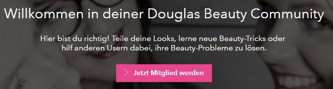 Douglas Beauty Community