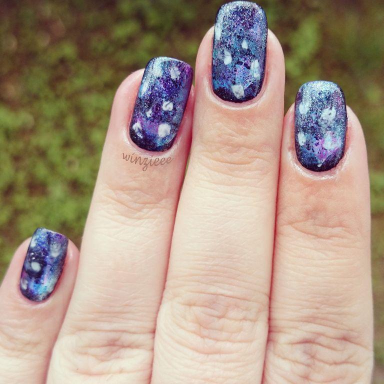 Galaxy Nails 2