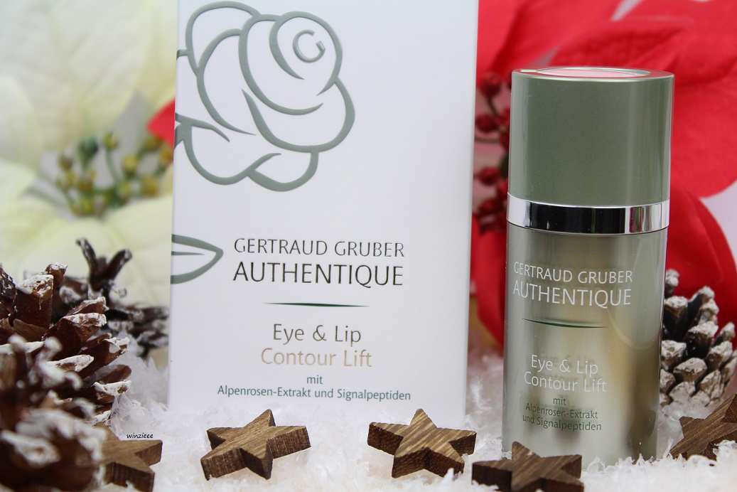 Gertraud Gruber Eye Lip Contour Lift