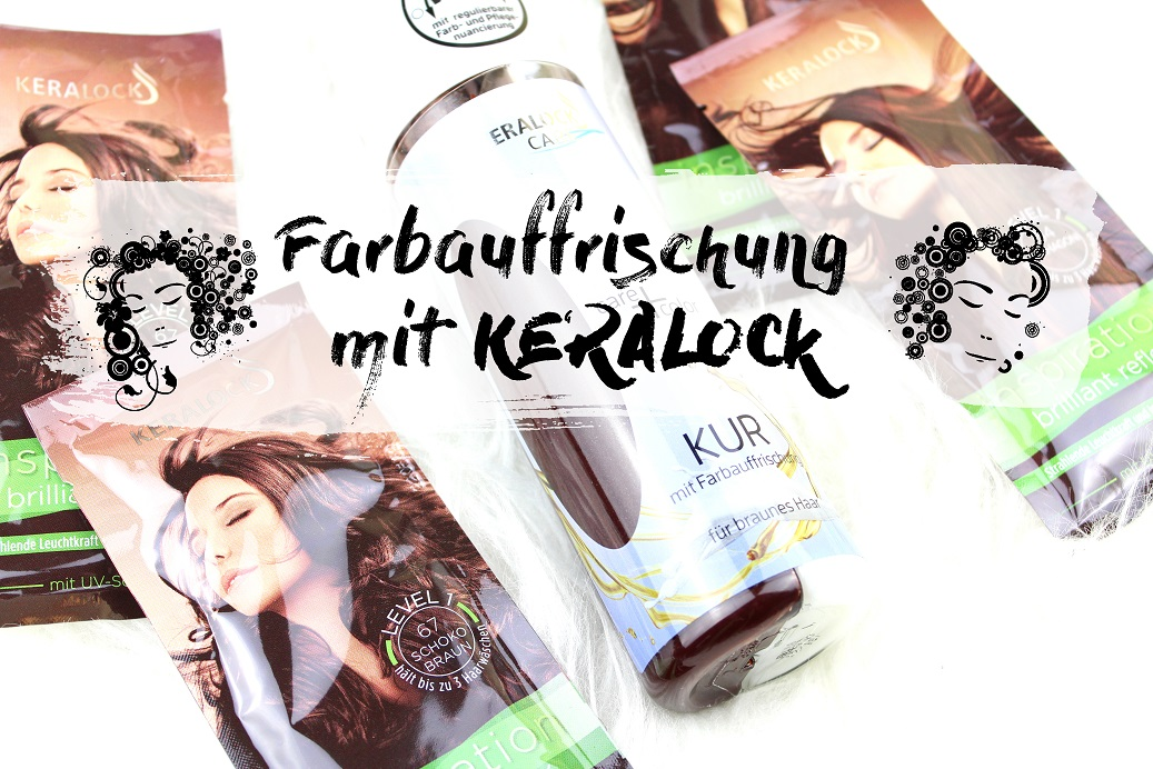 KERALOCK care+color Tönung