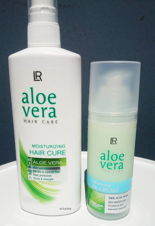 LR Hair and Face Care