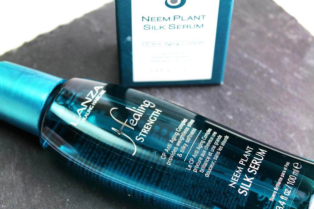 Lanza Healing Strengt Neem Plant Silk Serum