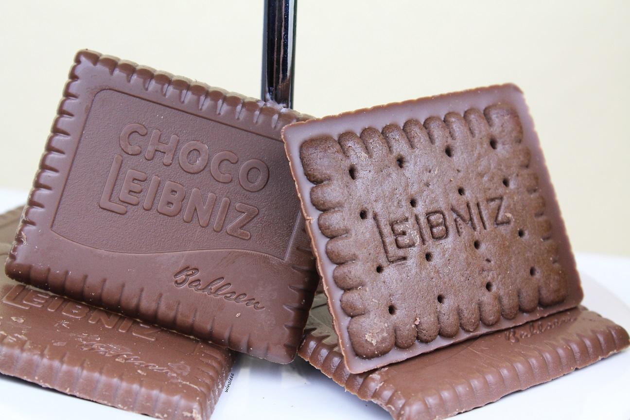 Leibniz Double Choc Kekse