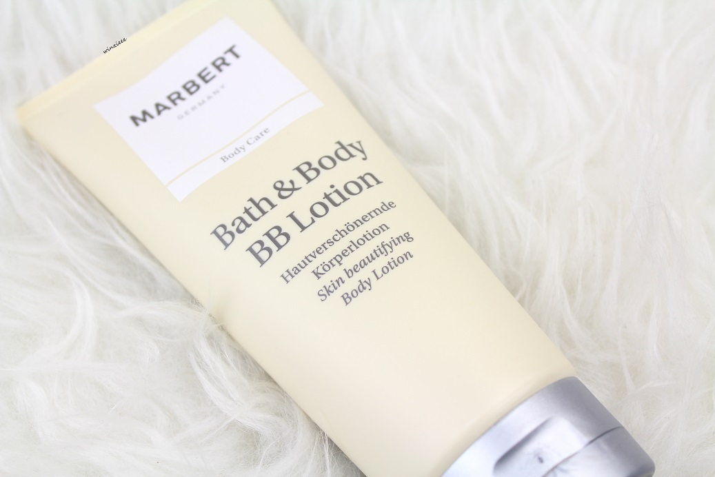 MARBERT Bath and Body BB Lotion