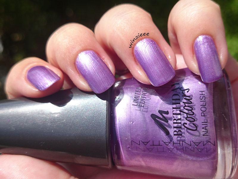 Manhattan Purple Pearls