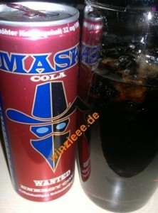 Mask Energy Cola