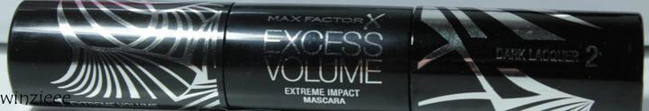 Max Factor Excess Volume 1