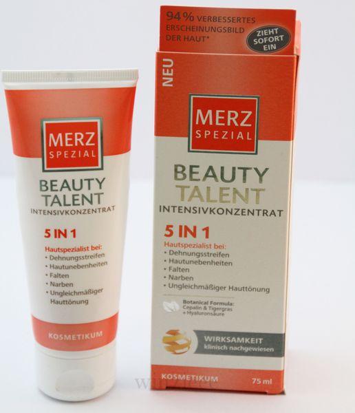 Merz Spezial Beauty Talent