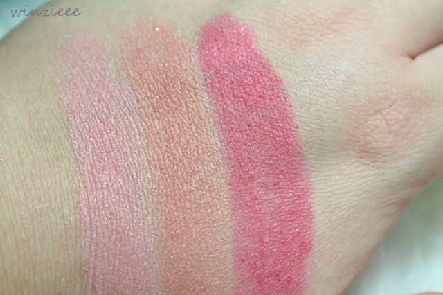 NYX Baked Blush Swatch 1