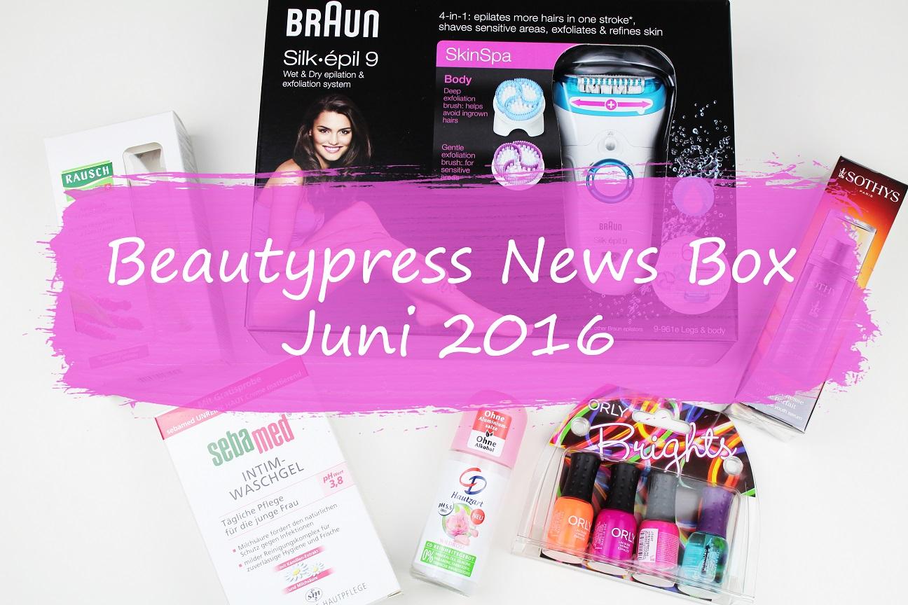 News Box Beautypress Juni 216