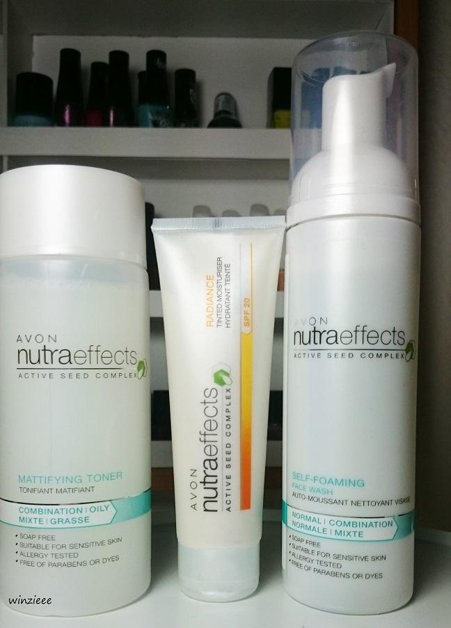 Nutra Effects Avon