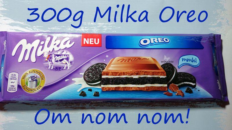 Oreo Milka