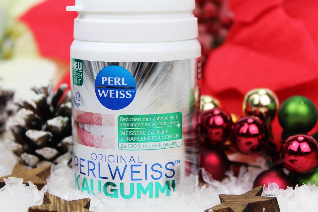 Perlweiss Original Kaugummi