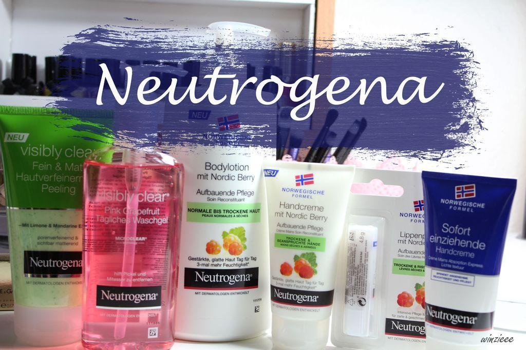 Produkte Neutrogena