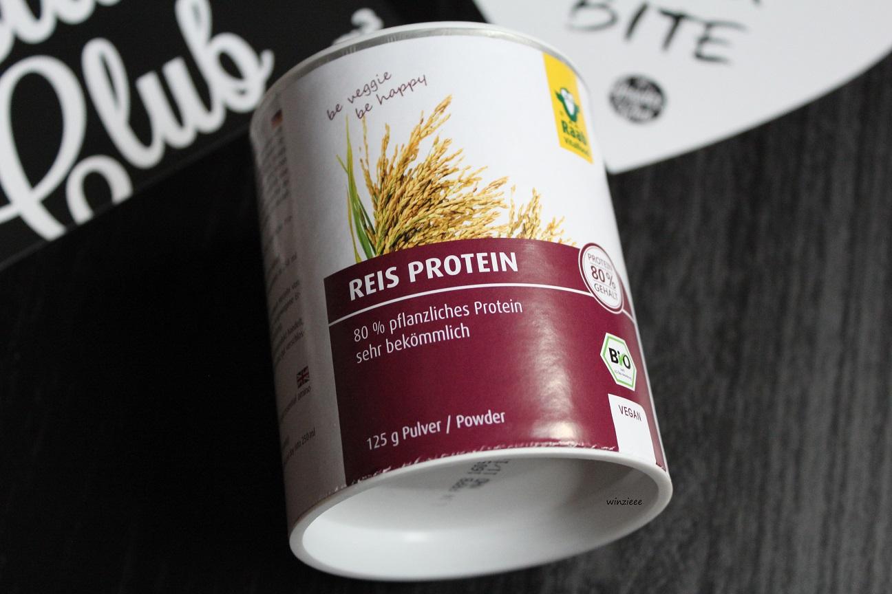 Reis Protein