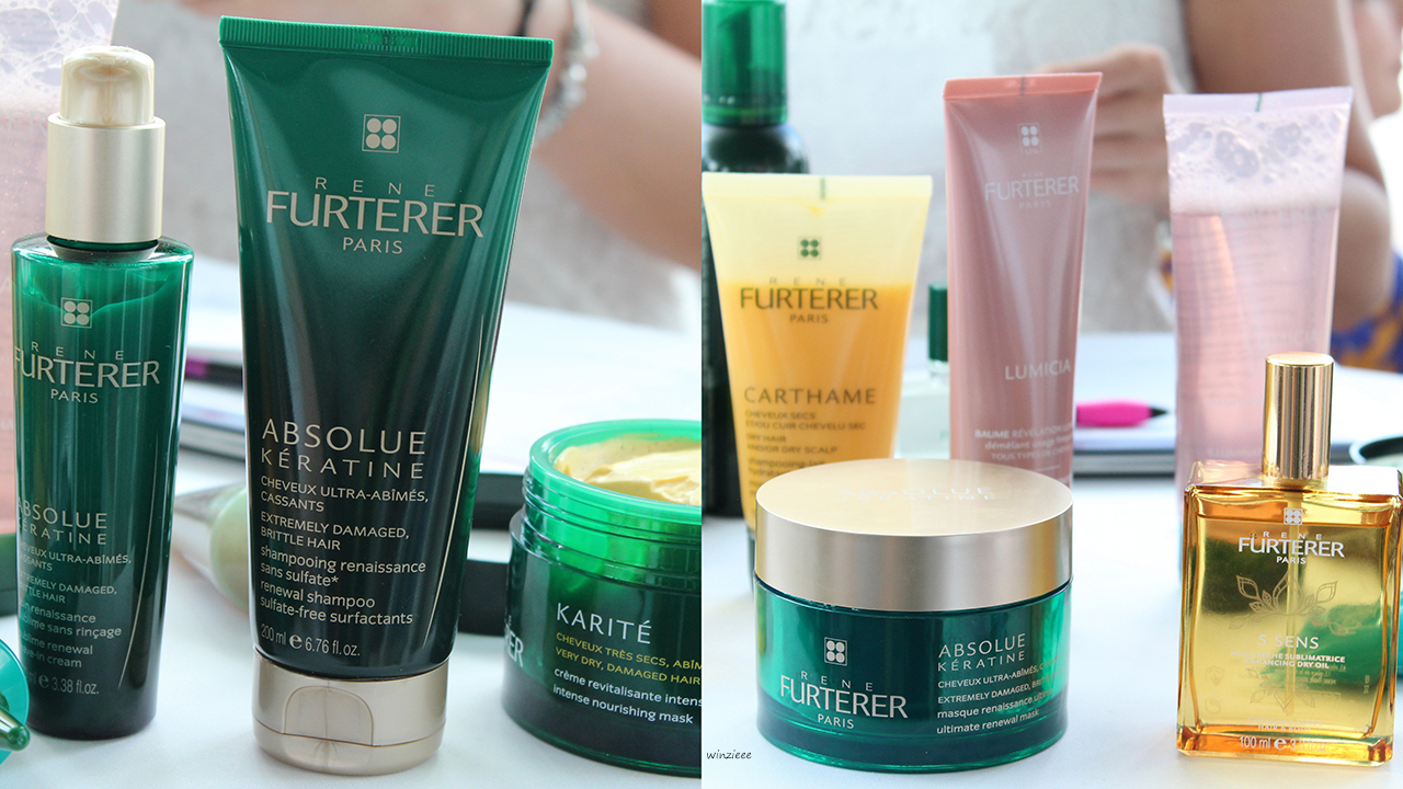 Rene Furterer Beautypress