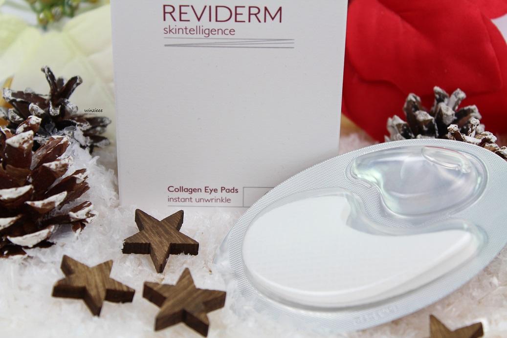 Reviderm Skintelligence Collagen Eye Pads