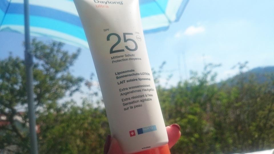 Ultra Sonnenschutz Daylong