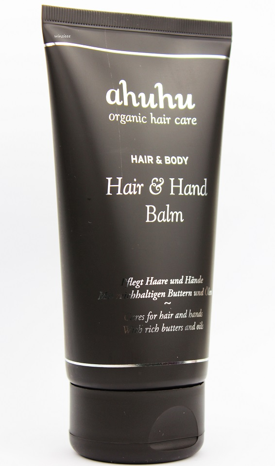 ahuhu hair and hand balm