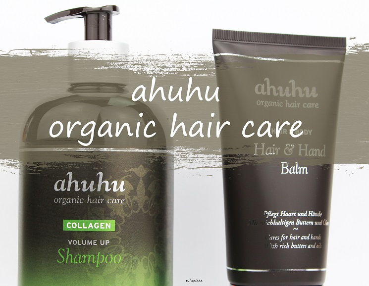 ahuhu organic hair care