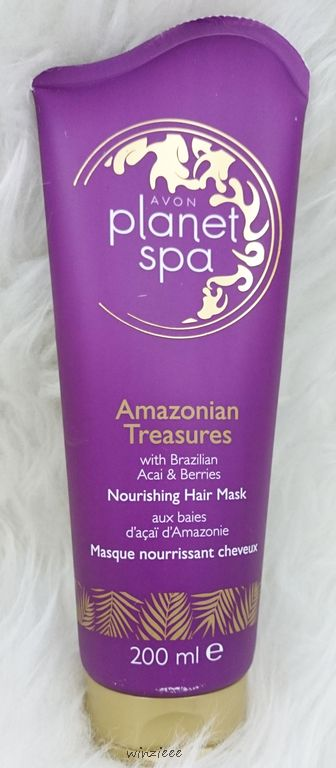 avon planet spa haarmaske