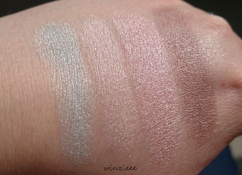 catrice swatches nude purism