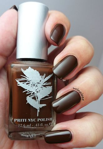 chocolate daisy priti nyc polish