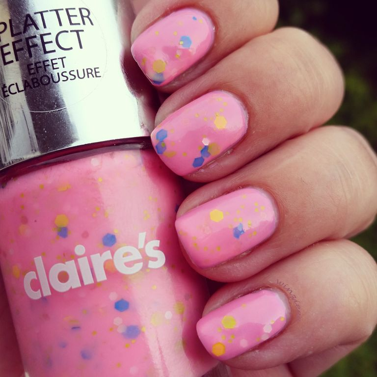 claires - sprinkles