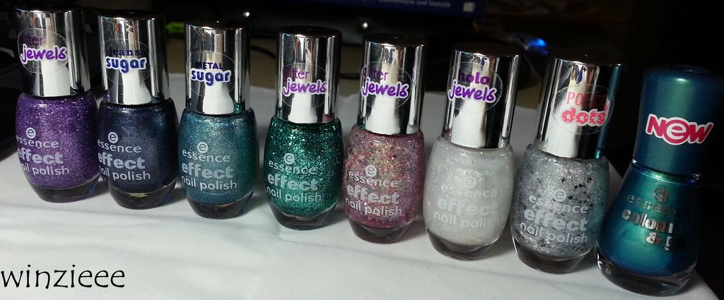 Neues Essence Sortiment - Nagellacke - Winzieee