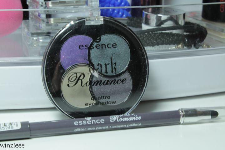 essence dark romance Augen
