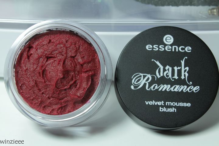 essence dark romance Blush
