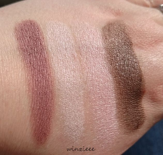 swatches nude purism catrice